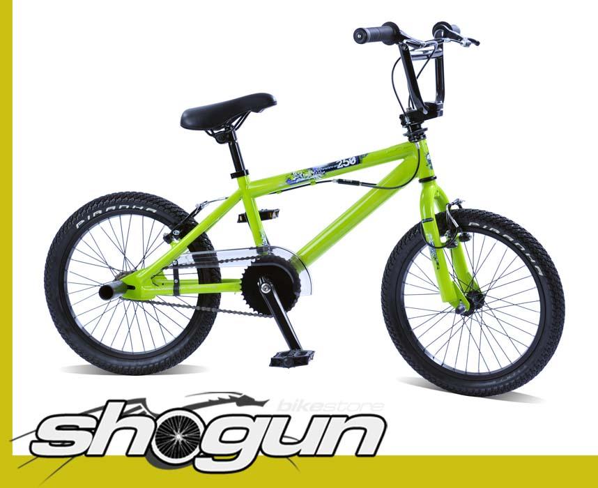 kinder bmx 18 bike fahrrad freestyle piranha 250 ebay. Black Bedroom Furniture Sets. Home Design Ideas